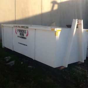 10 cubic metre skip bin for hire Geelong Phoenix
