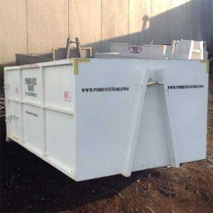 12 cubic metre skip bin for hire from Phoenix skip bin hire Geelong