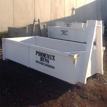 4 Cubic metre walk-in skip bin hire from Geelong
