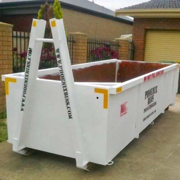 6 Cubic metre skip bin for hire Geelong
